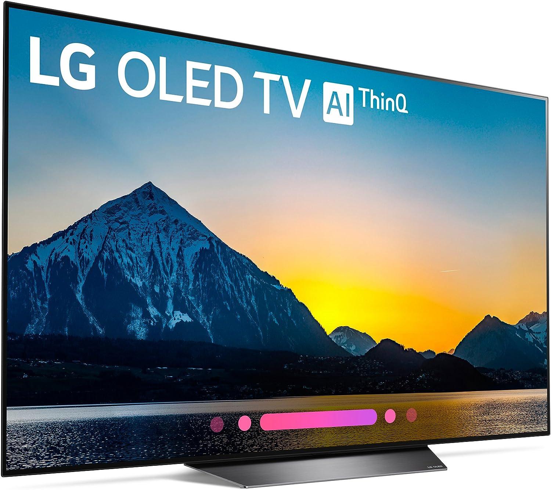 LG OLED65B8PUA 4K Ultra HD Smart OLED TV (Modelo 2018): Amazon.es ...