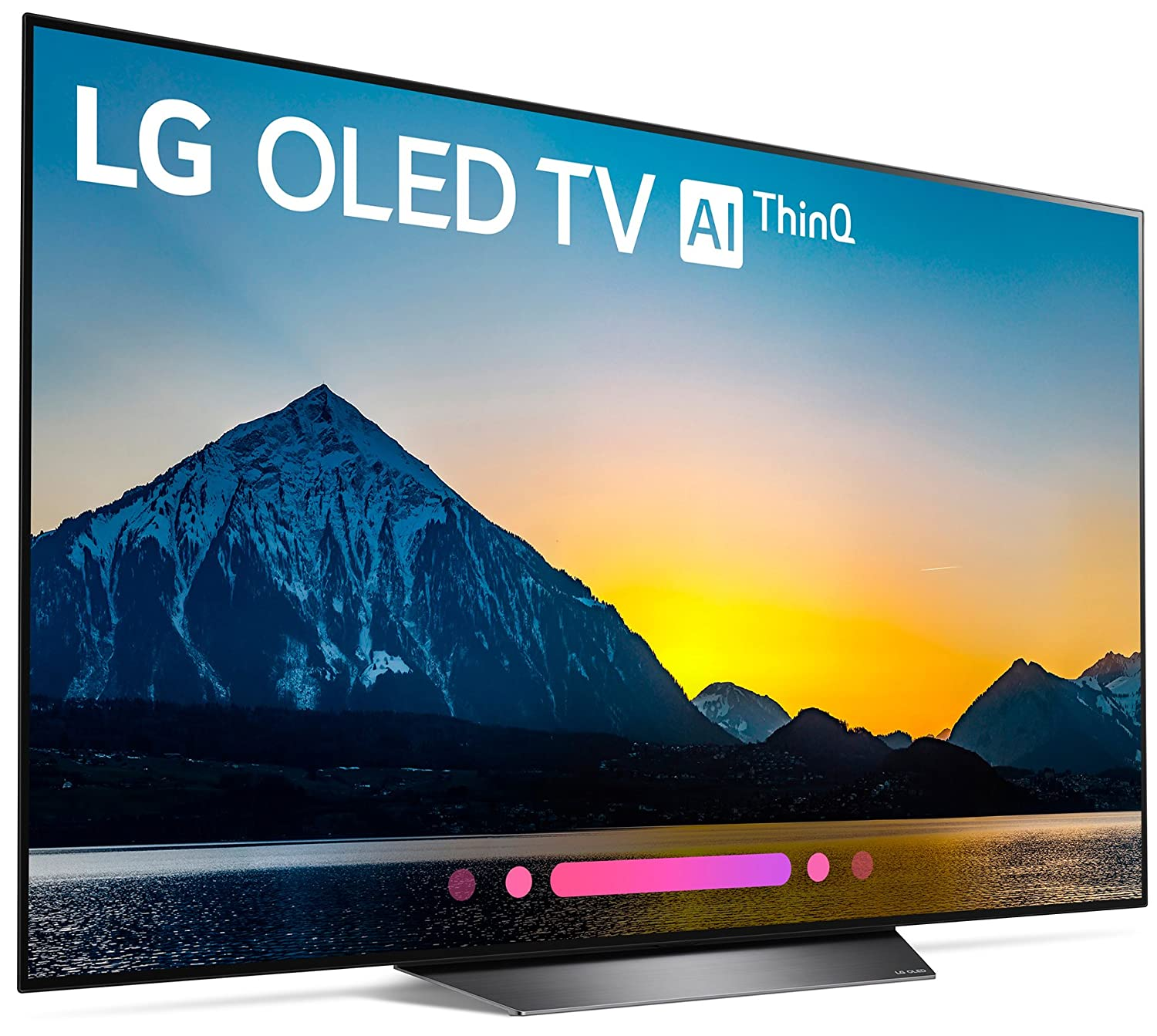 5e154ec3b Amazon.com  LG Electronics OLED55B8PUA 55-Inch 4K Ultra HD Smart OLED TV  (2018 Model)  Electronics