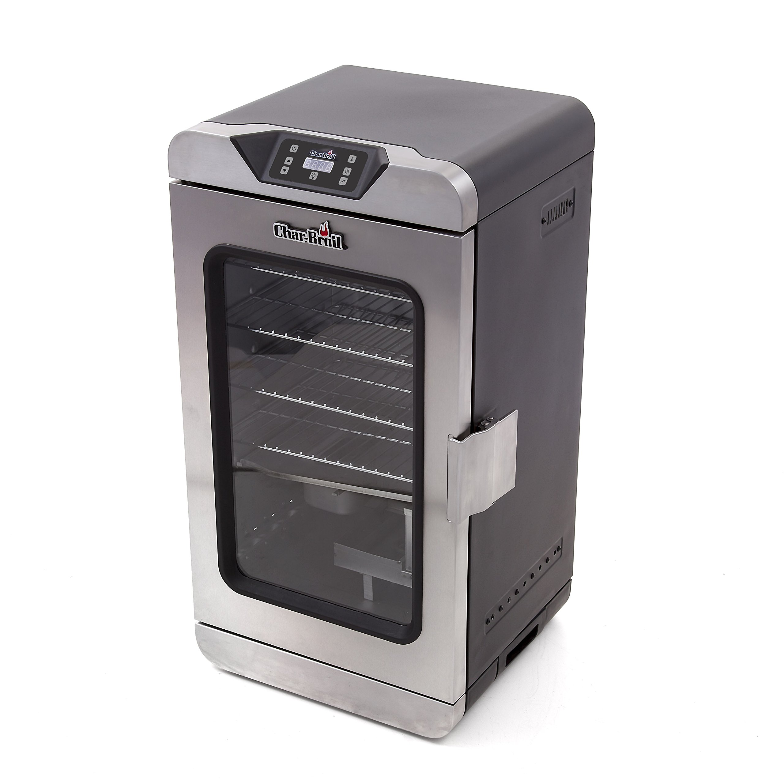 Char-Broil Deluxe Digital Electric Smoker, 725 Square Inch by Char-Broil