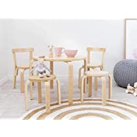 Hudson Kids Table and Chairs Set
