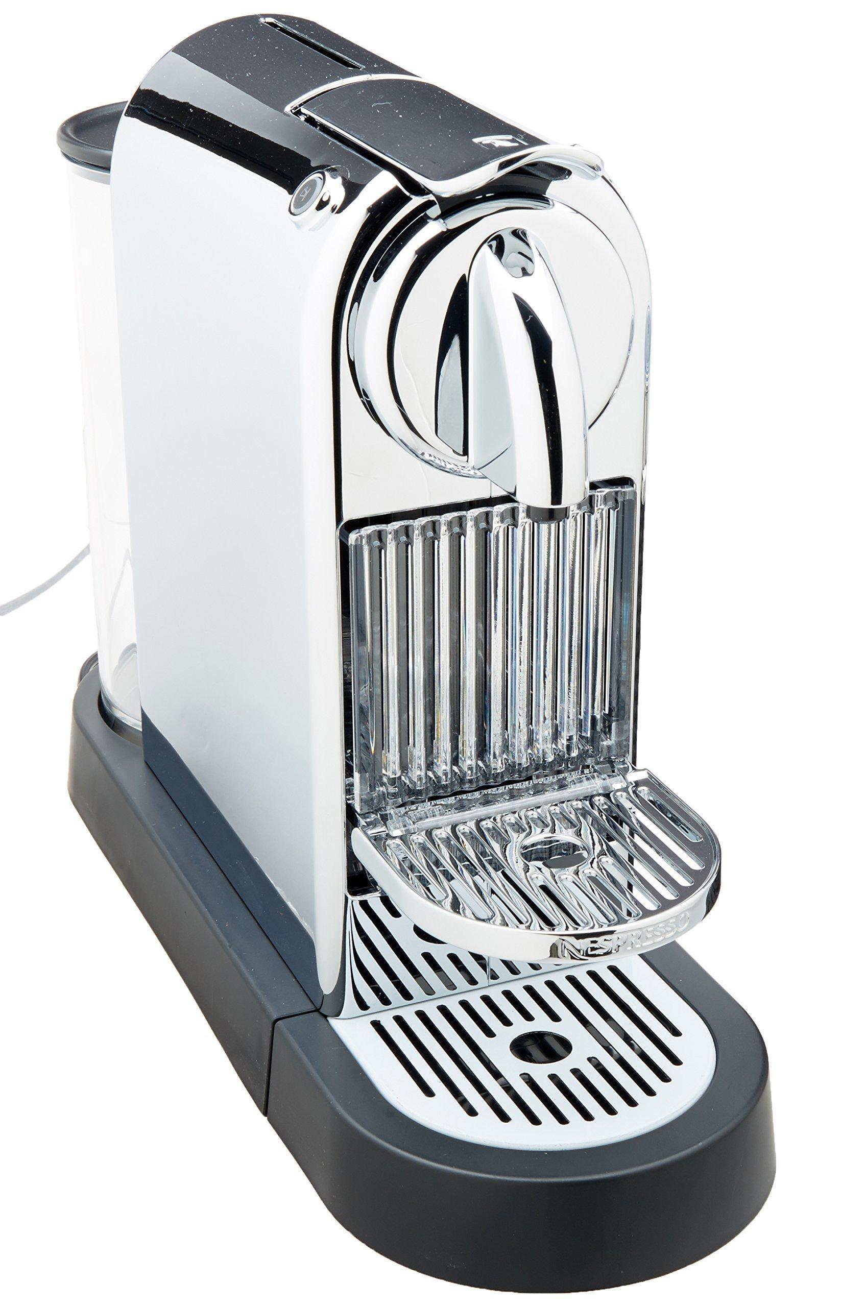 Nespresso Citiz D111 Chrome Single Serve Espresso Machine