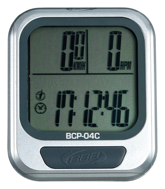 BBB Computer mit 15 Funktionen, silber, FA003524046