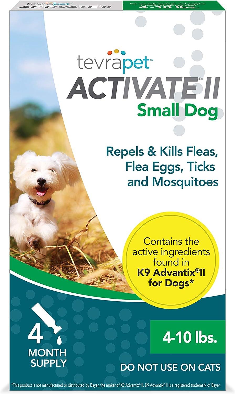 TevraPet Activate II DOG FLEA