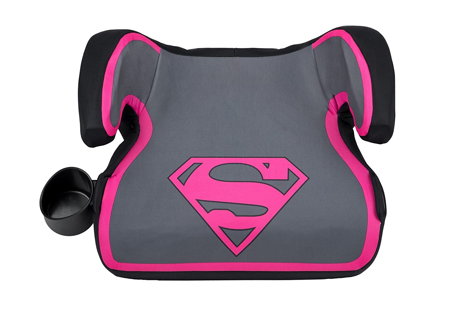 KidsEmbrace DC Comics Supergirl Ultra Backless Booster Car Seat 4801SPG2CAN