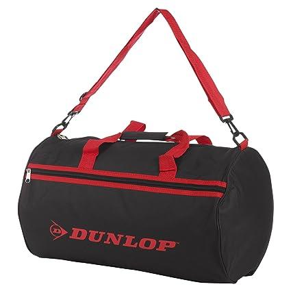 Grand sac de sport sac de voyage avec bandoulière réglable, gris clair
