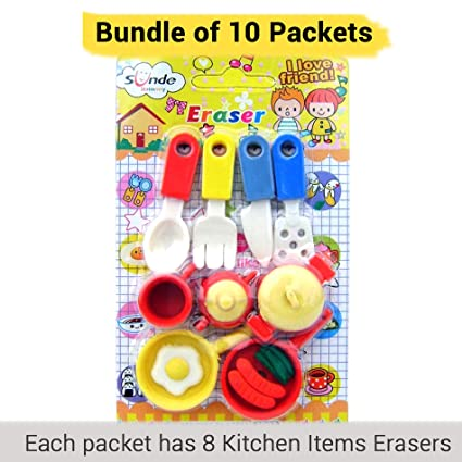 TIED RIBBONS Birthday Return Gifts For Kids Childrens Boys Girls Kitchen Utencils Set