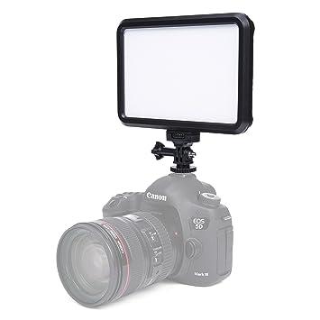 g-raphy LED regulable Ultra alta potencia Panel videocámara/vídeo ...