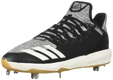 | adidas Men's Icon 4, BlackCloud WhiteCarbon