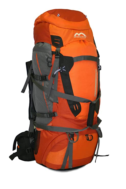 2a8fcfb2a2 MONTIS NADEL 80+20 - Zaino/borsa da trekking - 100 L: Amazon.it ...