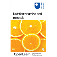 Nutrition: vitamins and minerals (English Edition)