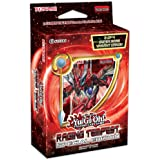Yu-Gi-Oh Cards! Raging Tempest Special Edition Deck | 3 Booster Packs | 2 Super Rare Cards | Genuine Cards, Multicolor, Model