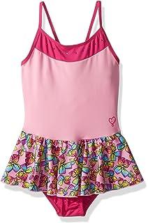 53838c30d0 Amazon.com  Jojo Siwa By Danskin Girls  Big Bow Dance Dress  Clothing