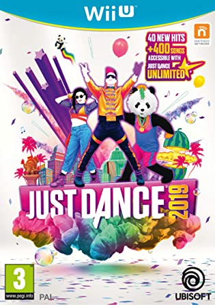 Ubisoft Just Dance 2019 Basico Wii U Ingles Video Juego Wii U