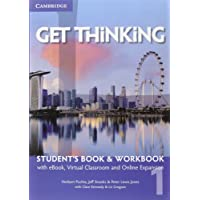 Get thinking. Student's book-Workbook. Per le Scuole superiori. Con e-book. Con espansione online: 1