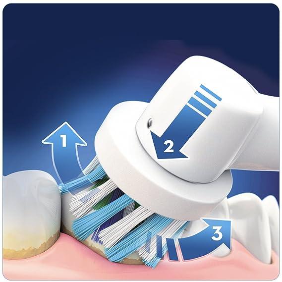 Oral B SmartSeries 4900 Cross Action + 2nd handle: Amazon.es: Salud y cuidado personal
