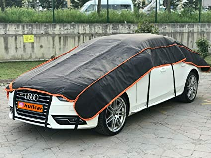 Hail Protection Car Cover >> Amazon Com Car Cover Hail Protector For Sedans Hail Storm Stone