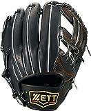 ZETT(ゼット) 硬式野球 プロステイタス グラブ (グローブ) セカンド・ショート用 右投げ用 日本製 BPROG440