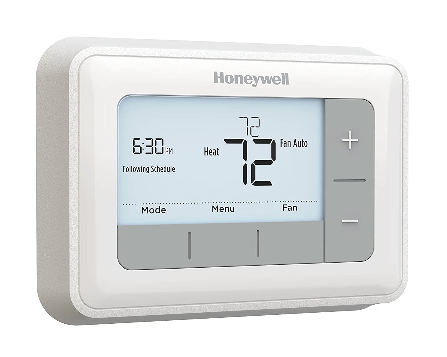 Honeywell RTH7560E1001/E RTH7560E 7-Day Flexible Programmable  Thermostat-Extra-Large Backlit Display - - Amazon.com