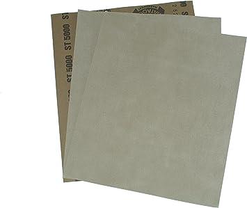 Körnung P5000 Nassschleifpapier Schleifbogen Schleifpapier Wasserfest Varianten