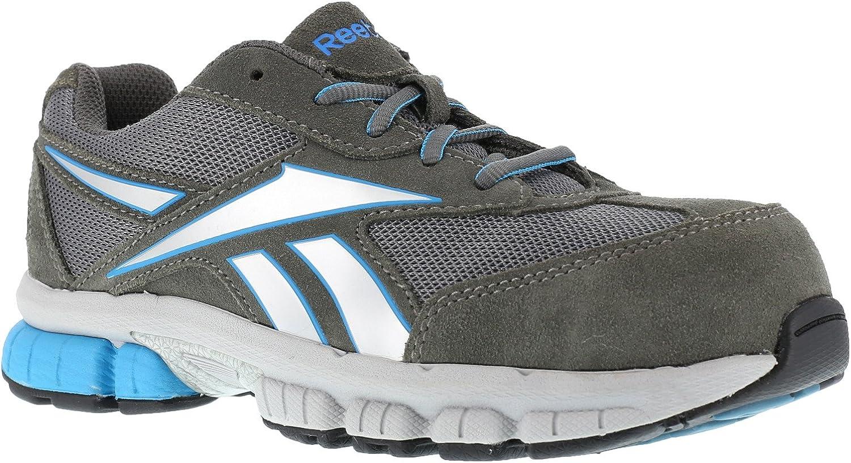 Chaussures Reebok Rb442 Cross Trainer sécurité Grey/Blue
