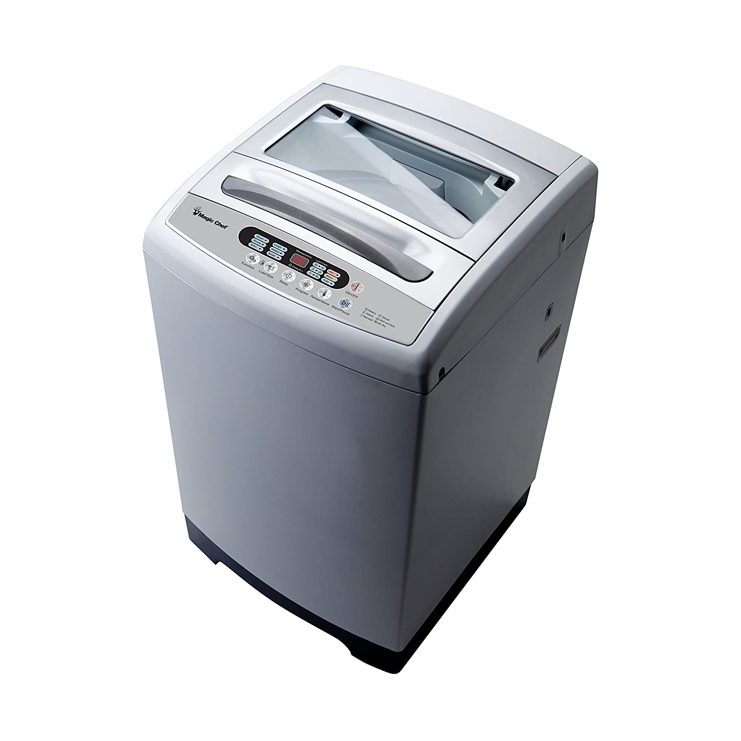 Magic Chef Mcstcw16W2 Topload Compact Washer