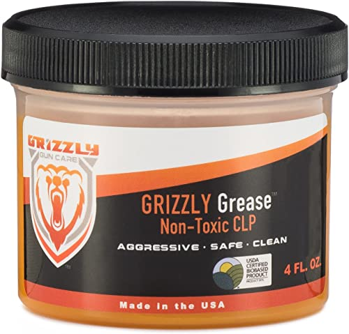 Grizzly Grease Non-Toxic CLP All-in-One Gun Cleaner