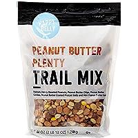 Amazon Brand - Happy Belly Peanut Butter Plenty Trail Mix, 44 oz