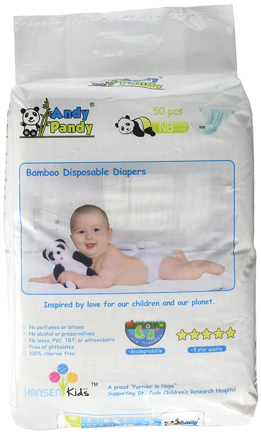 Top 7 Best Natural Disposable Diapers Reviews in 2020 5