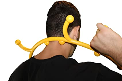 Nayoya Back Hook Massager - Patented Self Massager(performance)