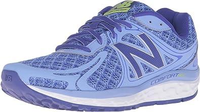 New Balance W720v3 - Zapatillas de Running para Mujer, Color Morado y Plateado, Morado (Púrpura/Plateado), 39.5 EU: Amazon.es: Zapatos y complementos