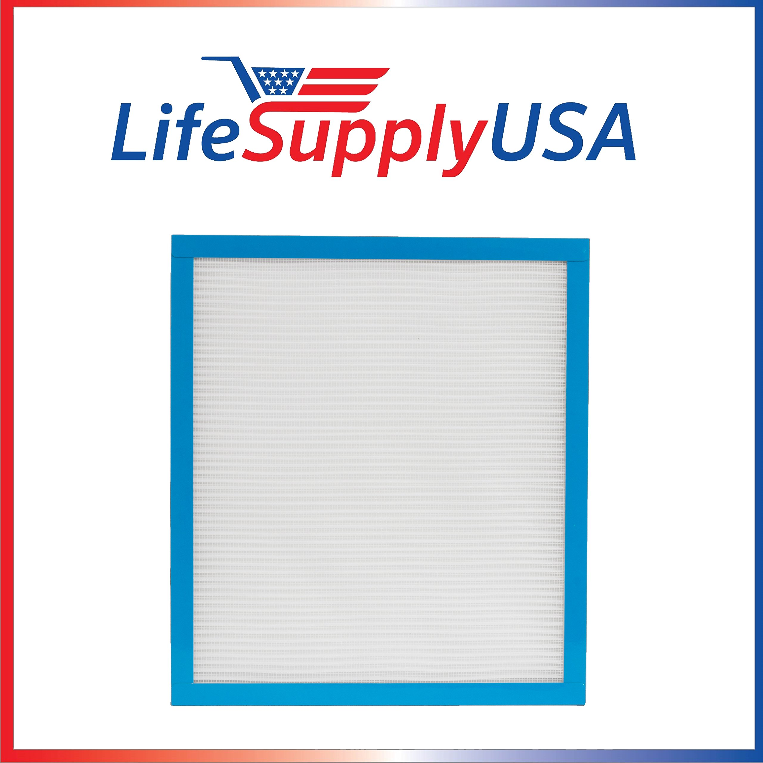 Replacement Filter fits Homedics AF-75FL AF-75 and AR-10 - By LifeSupplyUSA