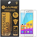Gionee F103 Pro Screen Protector, Ikare Impossible Fiber Tempered Screen Protector For Gionee F103 Pro