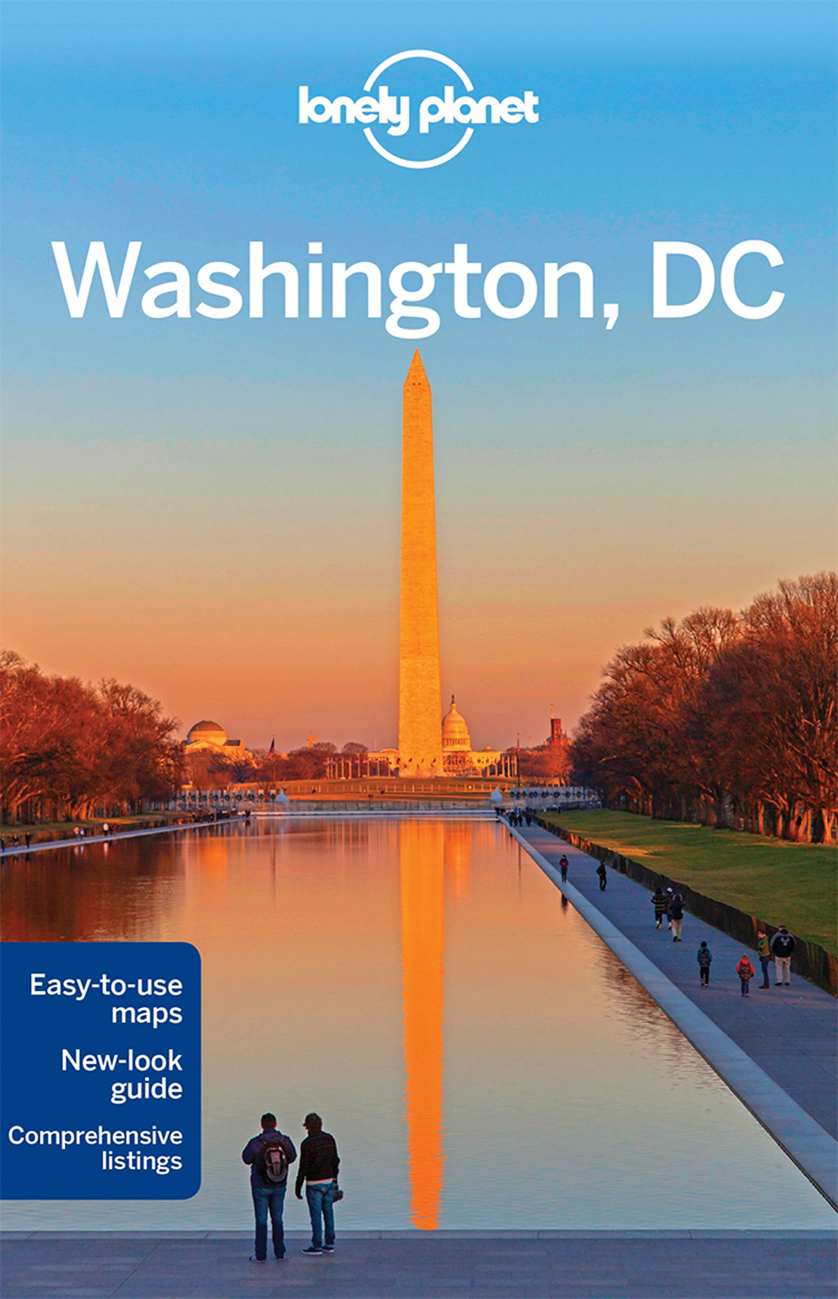 Lonely Planet Washington Travel Guide product image