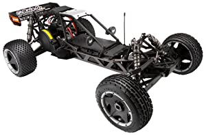 Baja 5B Flux Scale Buggy with 2.4 GHz Radio