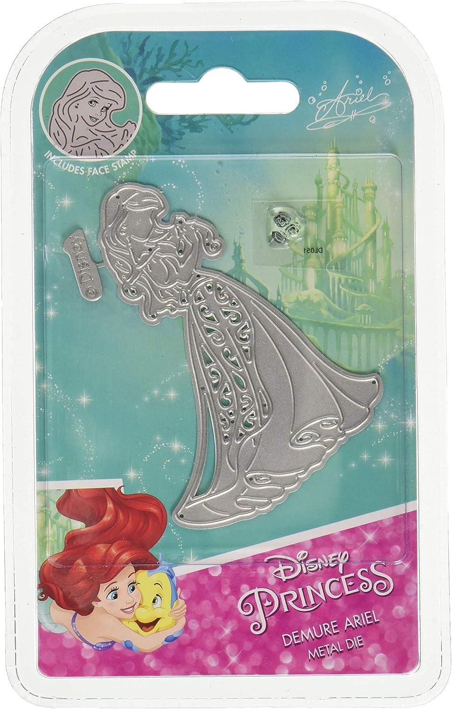Disney Princesses Beauty /& The Beast Metal Die By Character World DUS0601 NEW