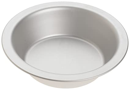 Fat Daddio\u0027s Anodized Aluminum Pie Pan 6 Inches  sc 1 st  Amazon.com : 6 inch pie plates - pezcame.com