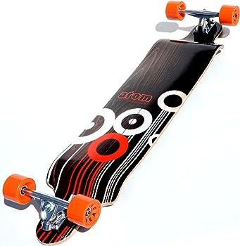 Atom Drop Deck 41-Inch Longboard