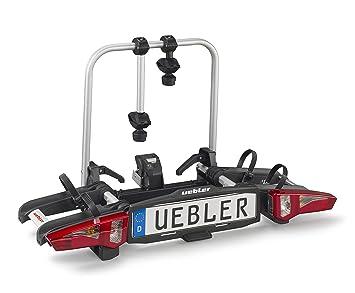 Uebler i21 15900 embrague Soporte para 2 bicicletas o motos de S: Amazon.es: Coche y moto