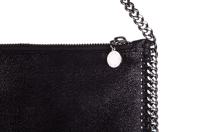 Stella Mccartney bolso de mano pochette mujer nuevo purse falabella shaggy deer: Amazon.es: Zapatos y complementos