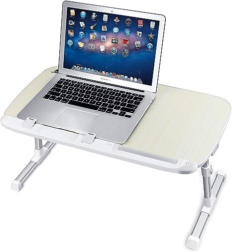 JARBO Mesa de ordenador portátil ajustable o escritorio de ...