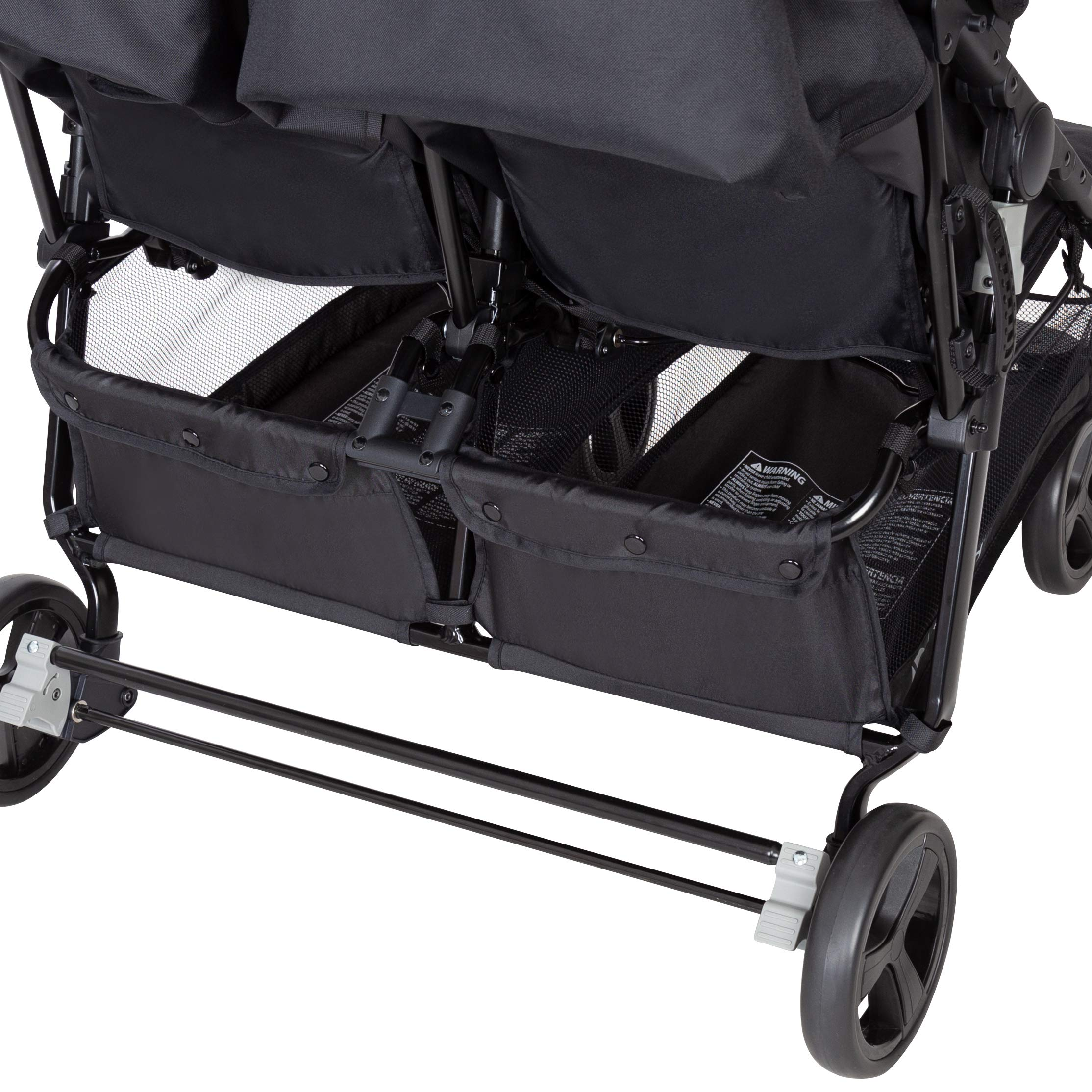 Baby Trend Lightweight Double Stroller, Super Sonic by Baby Trend (Image #4)