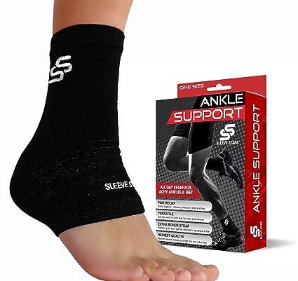 Amazon Sleeve Stars Professional Plantar Fasciitis Foot Sleeve