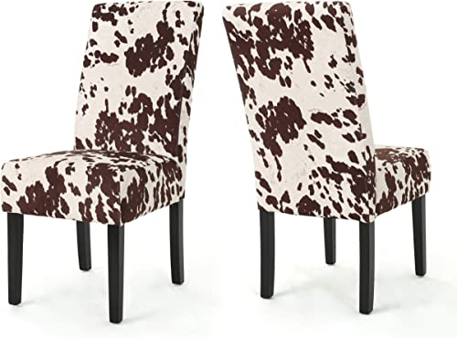 Christopher Knight Home Pertica Contemporary Velvet Dining Chair