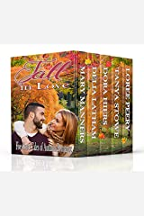 Fall in Love: Five Sweet Tales of Autumn Romance Kindle Edition