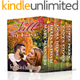 Fall in Love: Five Sweet Tales of Autumn Romance