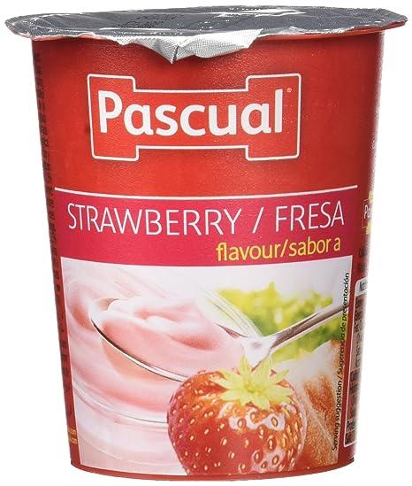 """Yogur Pascual Sabor A Fresa 32 x 125 g"""""""