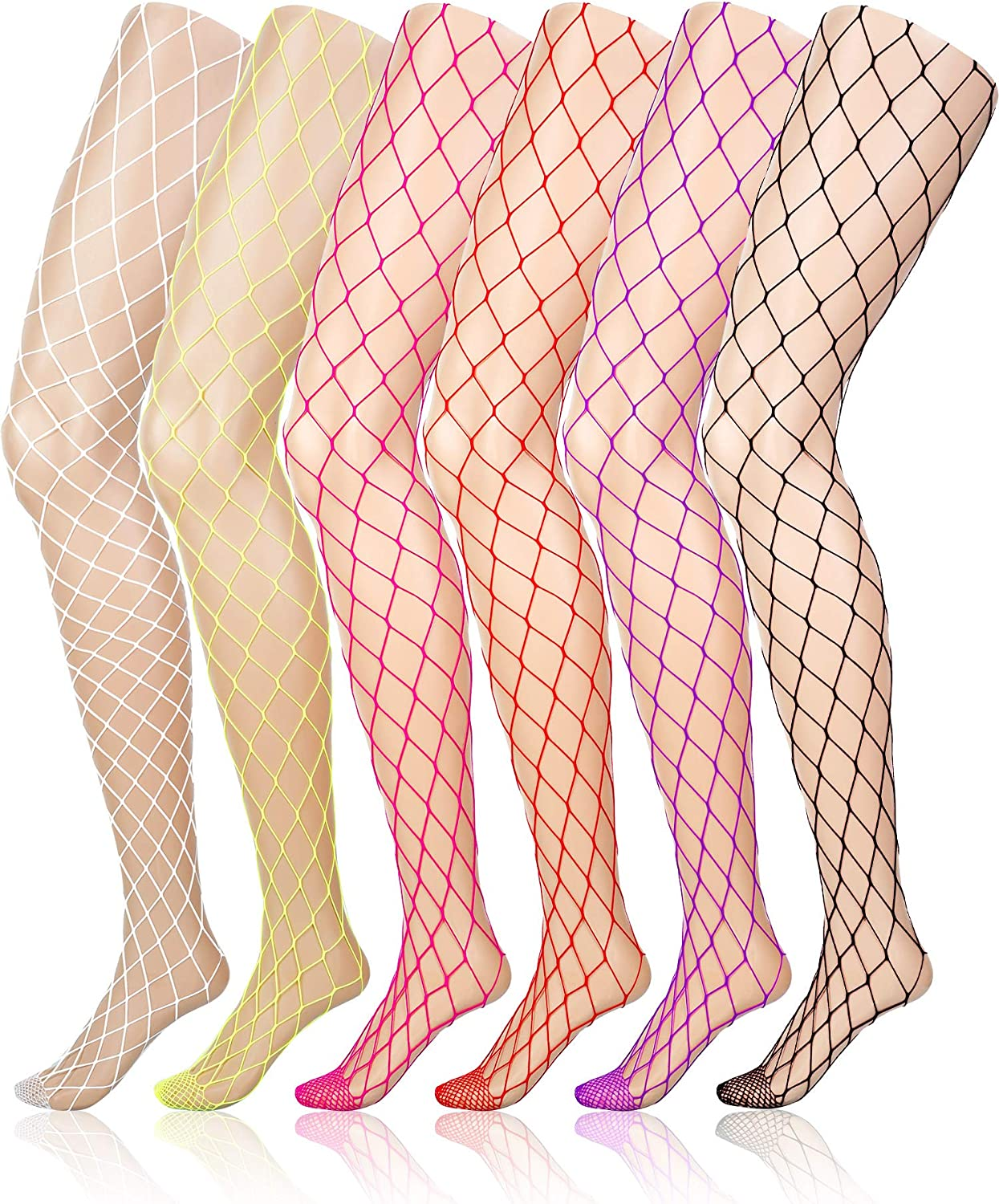 Nylon Tights in 4 different Colors Rave Wear Costume Accessory fnt