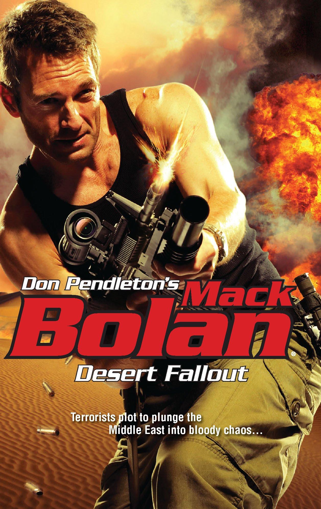 Read Online Desert Fallout (Mack Bolan) pdf epub