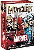 Munchkin Marvel Universe Strategy Game