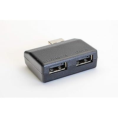 Navak USB Splitter for Tesla Model 3/Model Y, USB Power/Data Splitter: Car Electronics